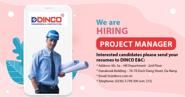 RECRUITMENT NEWS POSITION: PROJECT MANAGER